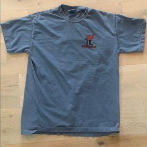 LSU young life crawfish shirt
